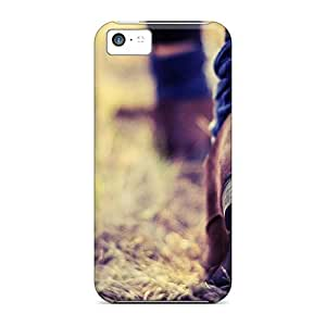 FashionE-Space Awesome Case Cover Compatible With Iphone 5c - Keep Walking