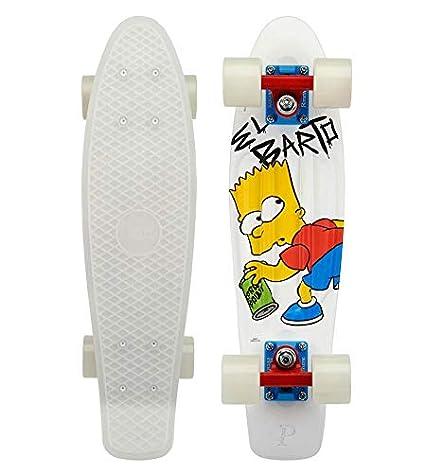 Amazon.com   lordofbrands Penny monopatin Skate Skateboard Cruiser 22    Simpsons El Barto Bart   Sports   Outdoors c0c2dd799b7