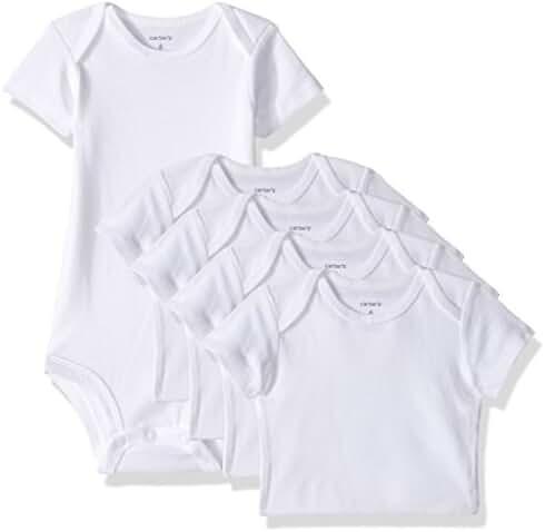 Carter's Baby Boys' 5 Pack Bodysuit (Baby)