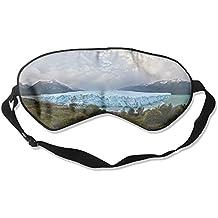 Tip Of The Iceberg Pure Silk Sleep Mask Reusable Cold Improves Sleep Edema Eye Tiredness