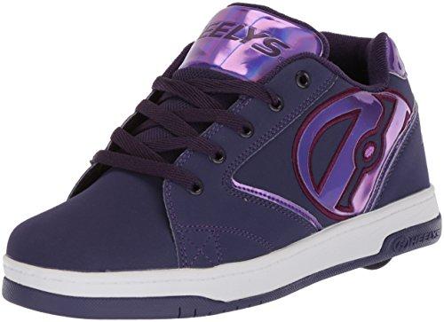 Heelys Stuwen 2,0 Heren Sneaker Druiven / Paars Benzine