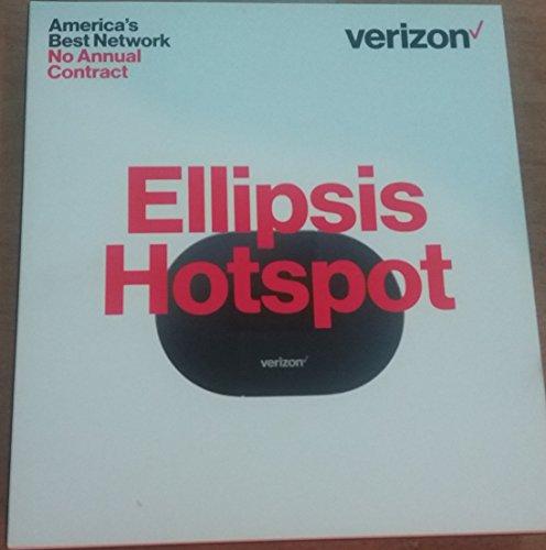 Verizon Ellipsis Jetpack 4G LTE Prepaid Mobile Hotspot