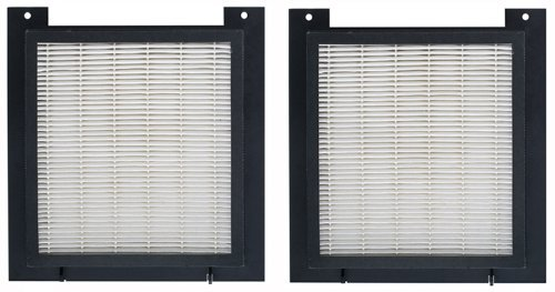 2 Hepa Filters for Lightning Air Plus La-2spx Purifier