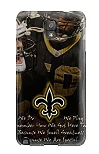 Paul Jason Evans's Shop New Style Hot Style Protective Case Cover For Galaxynote 3(drew Brees) 8626374K97294397