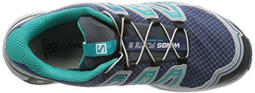 l39068000 Slateblue Light Blue Salomon Shoes Women's Onix Running F Teal Trail 4THpdWH