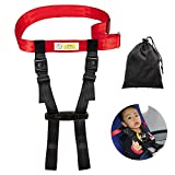 Child Safety Harness Airplane Travel Clip Strap, Travel Harness Safety System Approved by FAA, Airplane Safety Travel Harness for Baby, Toddlers & Kids (2025)