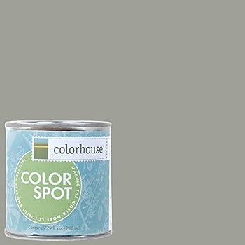 Inspired Eggshell Interior Paint, Metal .04, 8oz Sample
