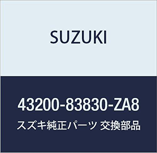 SUZUKI (スズキ) 純正部品 ホイール アルミ 15X4 1/2J(シルバー) ワゴンR/ワイドプラスソリオ 品番43200-83830-ZA8 B01LYXMNP4