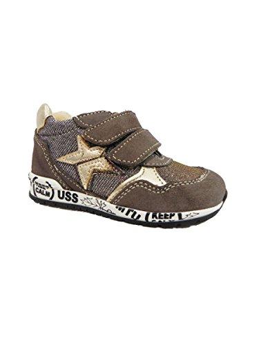 Melania , Jungen Sneaker Taupe