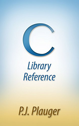 C Library Reference