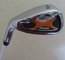 Amazon.com: Zurdos Niños Junior Club de Golf Set con soporte ...