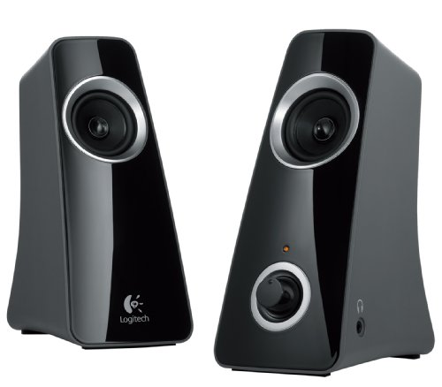 Logitech Compact Speaker System Z320 for Notebooks by Logitech