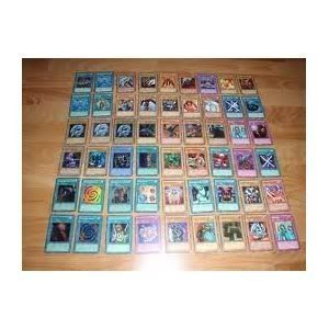 Yugioh Cards Lot of 40 Commons, 10 Rares & 5 Holos No Duplicates (Free Yu Gi Oh Cards compare prices)