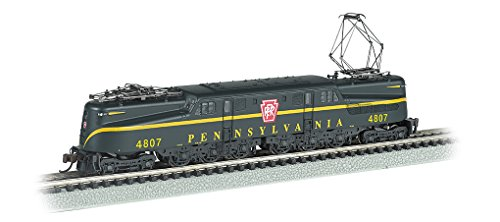 Bachmann Industries Gg 1 Dcc Sound Value Equipped Electric - Gg 1 Electric Locomotive
