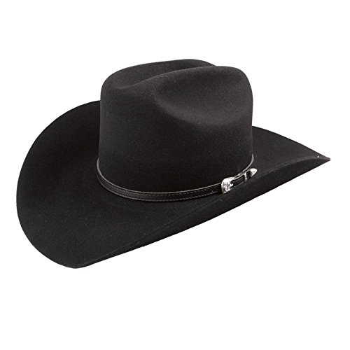Bailey Western Men Wichita 2X Hat Black 7 - Bailey Hats Western