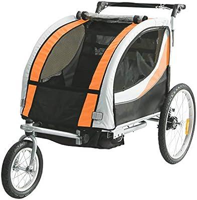 Tiggo Remolque de Bici para niños Remolque de Bici Remolque de ...