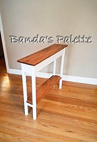 hallway table sofa table living room table entryway table skinny side table narrow table skinny table table