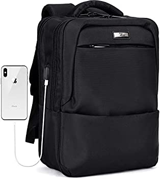 Cluci Large Business Waterproof Rucksack Bag Fits 15.6 Inch