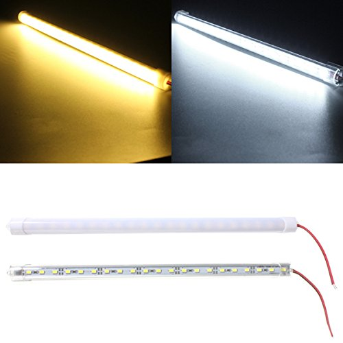 Streamer Neck (Led Rigid Strip - 4 2w - Strip Differ Cover Light Bright White Lights Diffed Extrion Channel Rigid - Led - 1PCs)