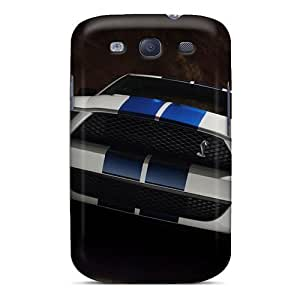 Galaxy S3 Case Cover Skin : Premium High Quality Ford Cobra Mustang Case