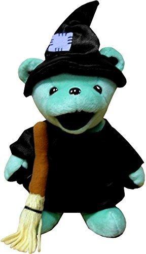2006 Holiday Teddy - Grateful Dead Bean Bear 7 inch ~ HOLIDAY BEAR WICKED ~ 2006 Helloween Bear