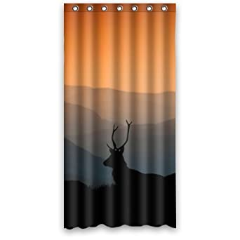 Amazon Rv Sky Background Shower Curtain 36 By 72 Clothing