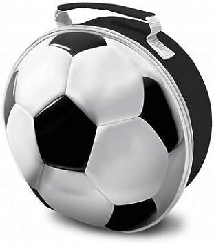 Con diseño de balón de fútbol con la escuela bolsa para el ...