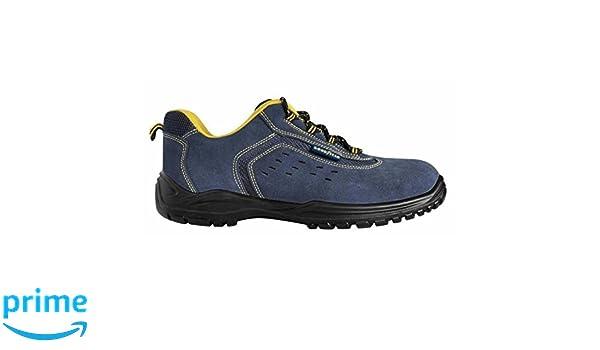Zapato de trabajo seguridad GoodYear baja g843 S1P METAL FREE: Amazon.es: Bricolaje y herramientas