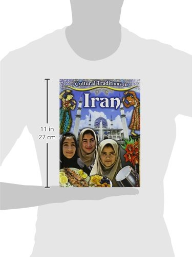 Cultural Traditions in Iran (Cultural Traditions in My World) by Crabtree Pub Co (Image #2)