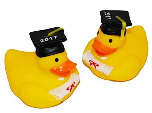 2017 Graduation Rubber Ducks 2 pack 2 Pack Duck