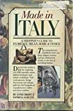 Made in Italy, Annie Brody and Patricia Schultz, 0894803050