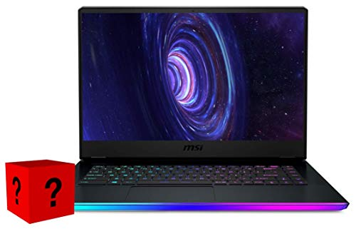 "XPC MSI GE66 Raider Gamer Notebook (Intel 10th Gen i7-10750H, 32GB RAM, 1TB NVMe SSD, RTX 2080 Super 8GB, 15.6"" Full HD 300Hz 3ms, Windows 10) VR Ready Gaming Laptop Computer"