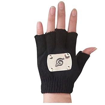 Dazcos Naruto Kakashi Kid Gloves Cosplay Costume