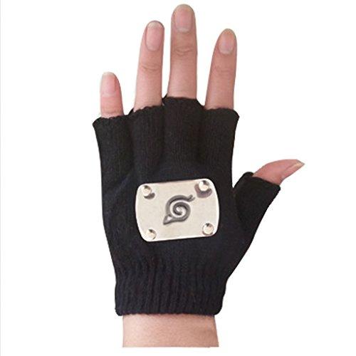 Naruto Kakashi Hatake Cosplay Costume (Dazcos Naruto Kakashi Kid Gloves Cosplay Costume)