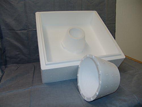 Stehr Combibeute Futterzarge Mittelaufstieg 15 Liter