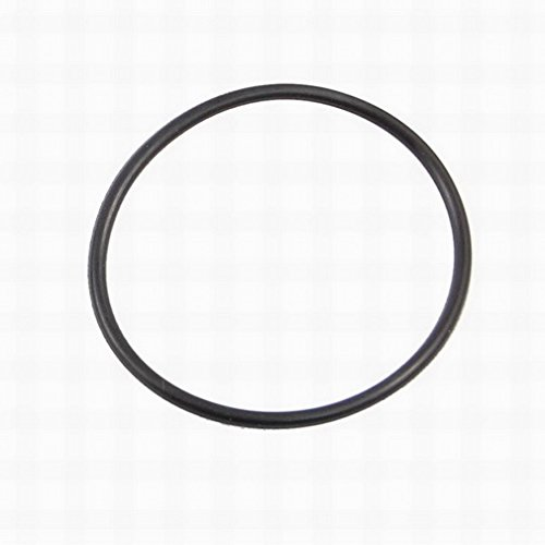 10 x Black Nitrile Rubber O Ring Grommets Seal 36mm x 40mm x 2mm by Fuxell