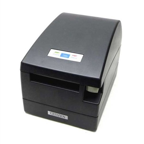 Citizen America CT-S2000RSU-WH CT-S2000 Series Hi-Speed POS Thermal Printer, 220 mm/Sec Print Speed, 42 Columns, Serial and USB, Internal Power Supply, White