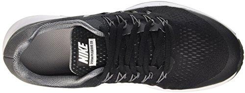 Nike Blck / Mtllc Slvr-cl Gry-Wlf Gry, Zapatillas de Deporte para Niños Negro (Blck / Mtllc Slvr-Cl Gry-Wlf Gry)