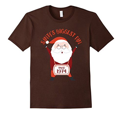 Old Couple Costume Ideas (Mens Christmas Costume For 43 Years Old. 43rd Birthday Gift. 3XL Brown)