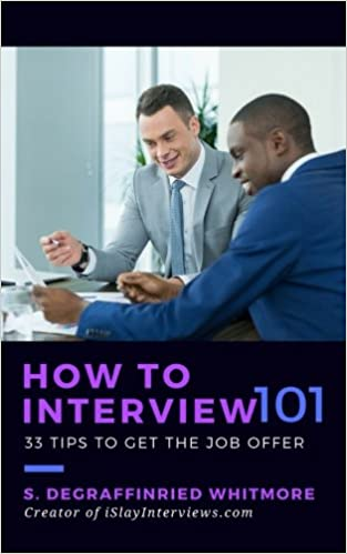 How Interview 101 tips offer