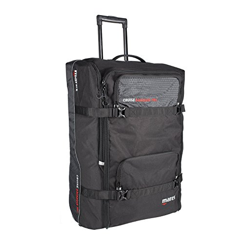 Mares Cruise Backpack Pro Scuba Roller Dive Gear (Roller Dive Bag)
