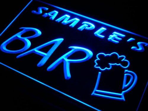 pv235-b Christian's Bar Beer Mug Glass Pub Neon Light Sign