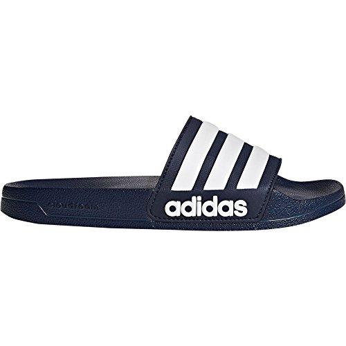 夫マウスピース達成(アディダス) adidas メンズ シューズ?靴 サンダル Adilette CloudFoam Slides [並行輸入品]