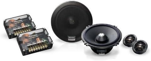 Pioneer TS-C172PRS - Pack de Altavoces de 200 W (estéreo), Negro ...