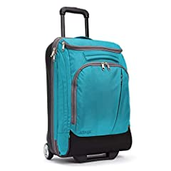 """About the eBags TLS Mother Lode Mini 21"""" Wheeled Duffel In response to customer feedback, this product was updated in 2019 to be more lightweight & user-friendly. Please see the updated Product Features, Images and Product Specifications...."""