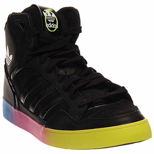 adidas Women's Rita Ora Extaball Shoes W Black/Red/Blue/Yellow M19065 Black free shipping fashion Style low price fee shipping sale online supply for sale DZuHshJ