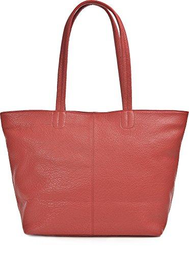 Bolso Bolso Sophie Bolso Superior Phil Totalizador De Cm Rojo Mujer De De 45x29x16 Asa Mano La r0pwqAw5d
