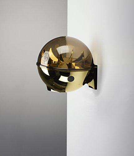 GermStar 12111GD Dispenser Globe , Gold / Smoke by Germstar (Image #1)