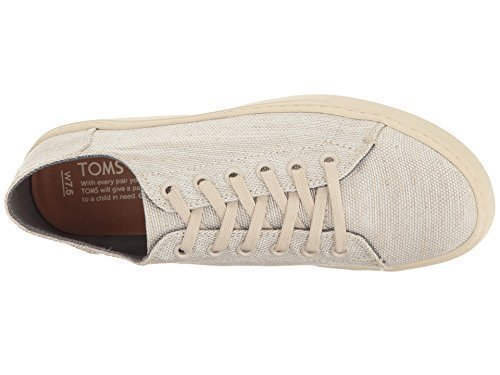 TOMS Women's Lenox Sneaker Natural Yarn-Dye (Lenox Natural)