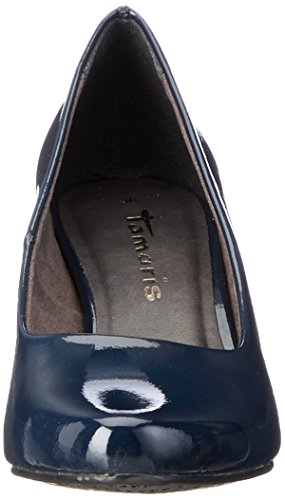Escarpins 845 night 22423 Femme Pat Blue Bleu Tamaris wqg0S